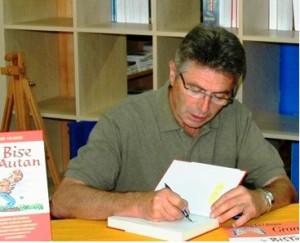 Bernard Vavassouri Dedicace