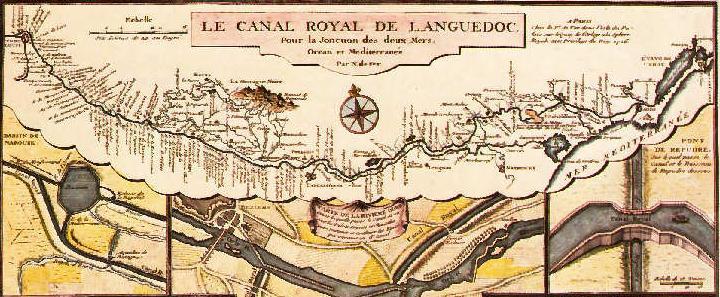 Canal Lauragais