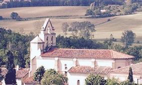 Eglise Saint Martin Flourens (1)