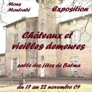 Exposition Chateaux et Demeures