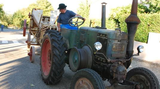JP2008 Tracteur
