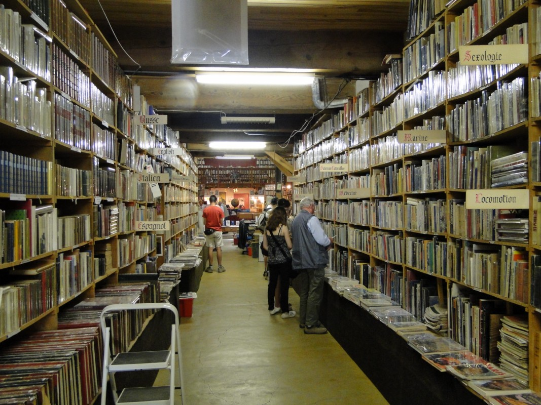 la librairie aux 100 000 documents