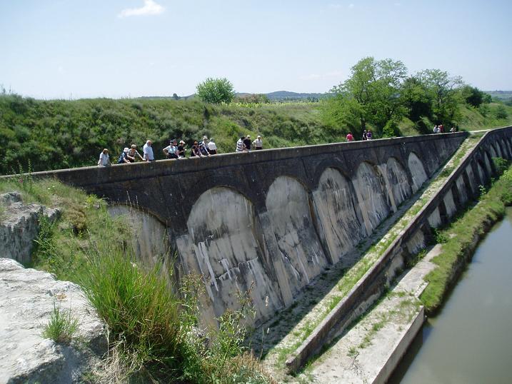 Tunnel du Malpas dessus