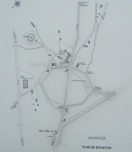 Plan de Situation Naurouze