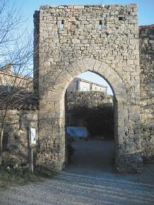 Porte Montferand Lauragais