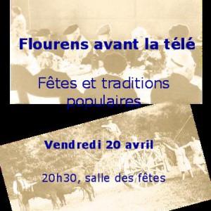 Veille du 20:04:2007 Flourens avant la tele
