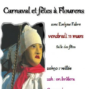 Veillee du 11:03:2011 Carnaval et Fetes à Flourens