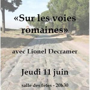 Veillee du 11:06:2009 Sur les Voies Romaines Flourens