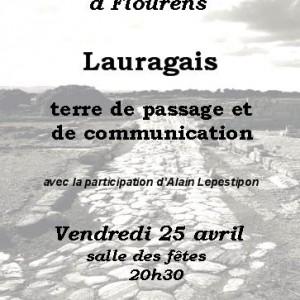 Veillee du 25:04:2008  Lauragais Terre de Passage Flourens