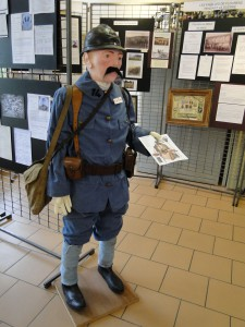 l'uniforme du poilu en 1914
