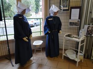 le rôle des infirmières dans la 1er guerre
