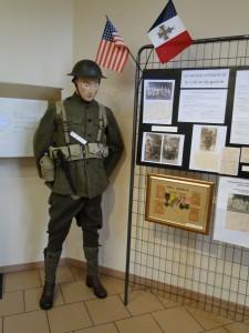 les américains dans la 1er guerre