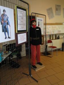 1er uniforme des français